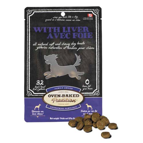 OBT Oven-Baked Tradition Treat Liver 227g