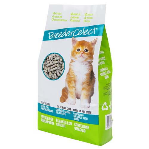 EBI BreederCelect 3,5l cat litter