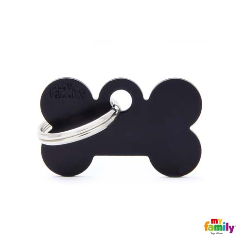MF SMALL BONE ALUMINUM BLACK