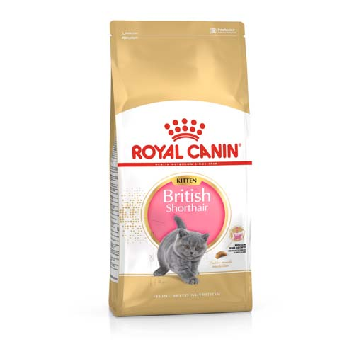 ROYAL CANIN FBN KITTEN BRITISH SHORTHAIR 2kg