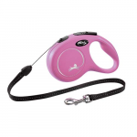 flexi New Classic lanko S 8m do 12kg pink