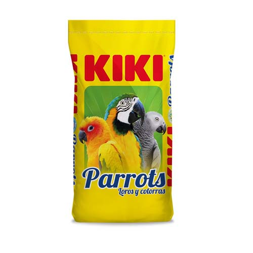 KIKI MIXTURE korely, papagáje, agapornisy 20kg