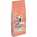 PURINA DOG CHOW SENSITIVE losos a ryža 14kg