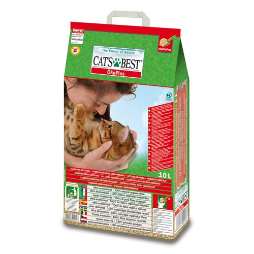 JRS Cat´s best Original 4,3kg / 10l