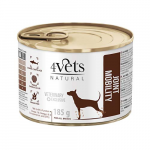 4Vets NATURAL VETERINARY EXCLUSIVE JOUNT MOBILITY 185g dog