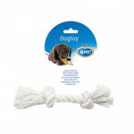 DUVO+ Knotted Cotton Rope M 26cm biela
