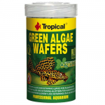 TROPICAL Green Algae Wafers 100ml/45g krmivo vo forme oblátok so spirulinou