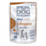 MONGE SPECIAL DOG EXCELLENCE MEDIUM Adult wild zverina 100g kapsička