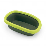 STEFANPLAST SPRINT 20 lime green/pine green 39x58x17cm TRENDY COLOUR line