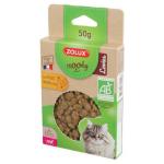 Z582140 - ZOLUX MOOKY BIO CAT LOVE kuracie pochúťky pre mačky 50g e1f842bd216